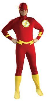 Men's Flash Costume - Adult Medium