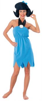 Women's Betty Rubble Costume - The Flintstones - Adult Large