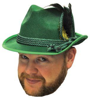Octoberfest Hat - Green