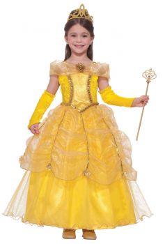Golden Princess - Child S (4 - 6)