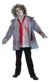 Zombie Boy - Child S (4 - 6)