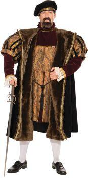 Men's Henry VIII Costume - Adult M (42 - 44)