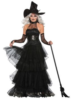 Women's Ember Witch Costume - Adult XS/S (2 - 6)