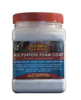 Foam Coat - All Purpose (3 lbs)