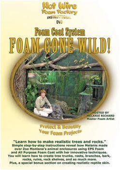Foam Gone Wild! DVD