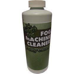 Fog Machine Cleaner
