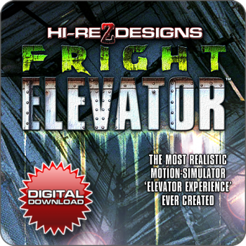 Fright Elevator - Digital Download