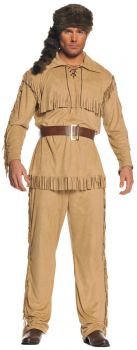 Frontier Man Adult One Size