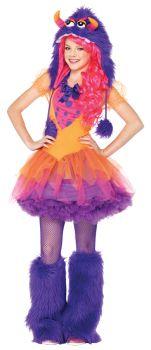 Teen Furrocious Franky Costume - Teen M/L