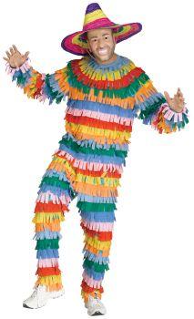 Men's Human Pinata Murr Costume - Impractical Jokers