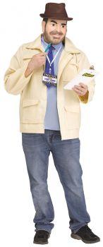Men's Tony Gunk Q Costume - Impractical Jokers