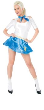 Women's Playboy Fifties Flirt Costume - Adult S (6 - 8)