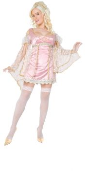 Women's Playboy Princess Costume - Adult M (10 - 12)
