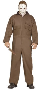 Michael Myers Costume - Rob Zombie's Halloween - Child M (8 - 10)