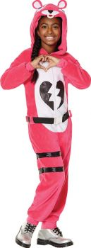Cuddle Team Leader Child Costume - Fortnite - Child L (12 - 14)
