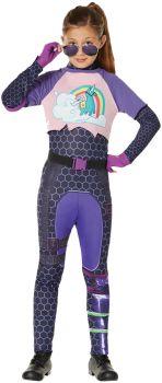 Brite Bomber Child Costume - Fortnite