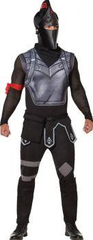 Adult Black Knight Costume - Fortnite