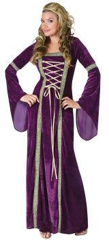 Renaissance Lady Costume - Adult M/L (10 - 14)