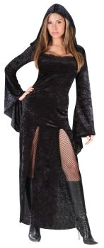 Women's Sultry Sorceress Costume - Adult S/M (2 - 8)