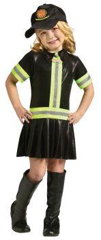 Fire Girl - Child L (12 - 14)