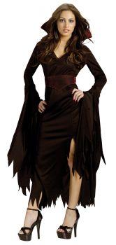 Gothic Vamp Costume - Adult M/L (10 - 14)
