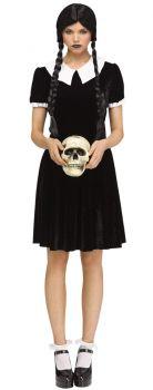 Women's Gothic Girl Costume - Adult M/L (10 - 14)