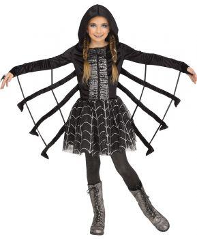 Sparkling Spider - Child L (12 - 14)