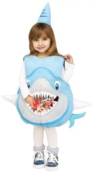 Candy Collector Shark Toddler Costume