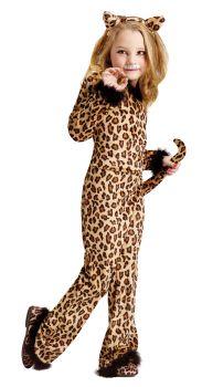 Pretty Leopard - Child S (4 - 6)
