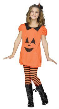Pumpkin Romper - Child S (4 - 6)
