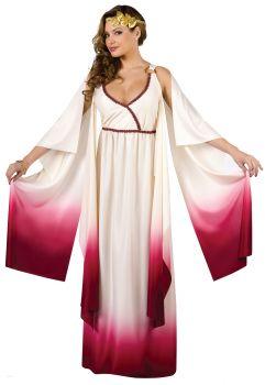Women's Venus Goddess Of Love Costume - Adult S/M (2 - 8)