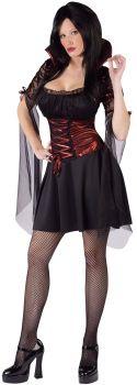 Women's Twilight Vamp Costume - Adult M/L (10 - 14)