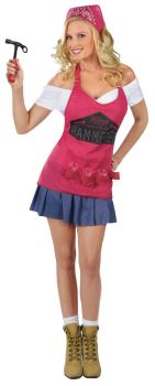 Women's Hammer Time Costume - Adult M/L (10 - 14)