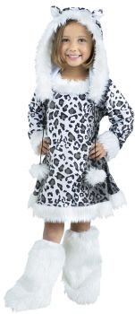 Snow Leopard - Toddler (3 - 4T)