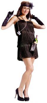 Women's Bootleg Baby Costume - Adult M/L (10 - 14)