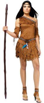 Women's Pow Wow Costume - Adult M/L (10 - 14)
