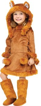 Sweet Fox - Toddler (3 - 4T)