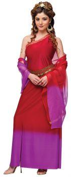 Women's Roman Goddess Costume - Adult L (12 - 14)