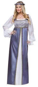 Women's Lady Capulet Costume - Adult S (4 - 6)