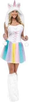 Women's Unicorn Costume - Adult M/L (10 - 14)