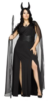 Women's Keeper Of The Damned Costume - Adult XL (16 - 20)