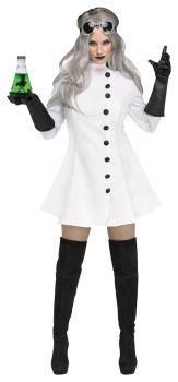 Women's Mad Scientist Costume - Adult L (12 - 14)