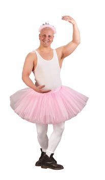 Tutu Grande - Pink
