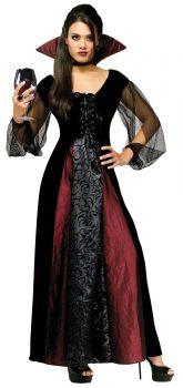Women's Vampire Costume - Adult M/L (10 - 14)