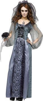 Women's Monster Bride Costume - Adult S/M (2 - 8)