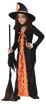 Witch Mystic Orange - Child L (12 - 14)