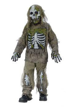 Skeleton Zombie - Child S (4 - 6)