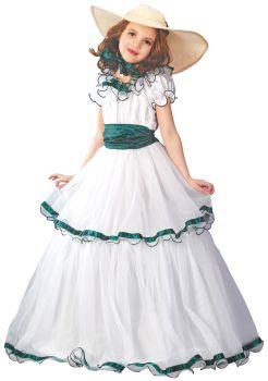 Southern Belle - Child L (12 - 14)