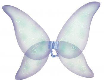 Fairy Wings - Blue/Green