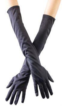 Gloves Opera - Black